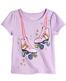 Epic Threads Toddler Girls Roller Skates T-Shirt, Created for Macy's