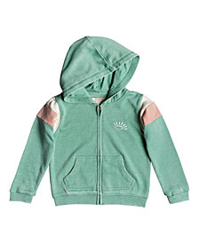 Roxy Little Girls Beach In Hawaii Fleece