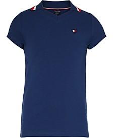 Tommy Hilfiger Big Girls Polo Shirt
