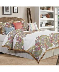 Saunders 7-Piece Queen Comforter Set