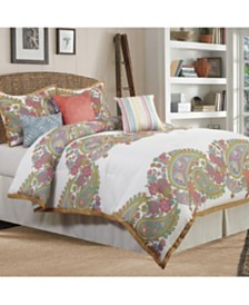 Saunders 7-Piece Queen Comforter Set