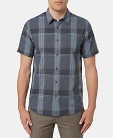O'Neill Men's Scratch Plaid Shirt