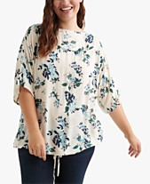 df195585f88ef Lucky Brand Plus Size Clothing - Plus Size Lucky Jeans - Macy s