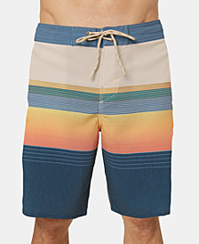 O'Neill Men's Club Cruzer Stripe Board Shorts