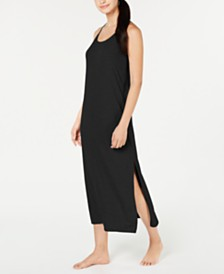 Alfani Ribbed Nightgown, Created for Macy's
