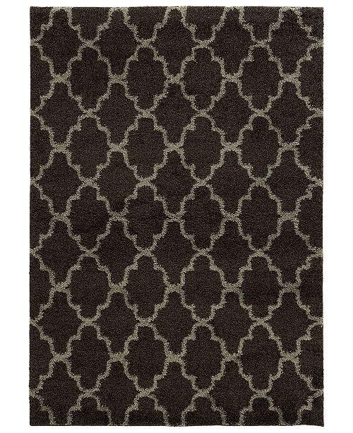 "Oriental Weavers Covington Shag 091 9'10"" x 12'10"" Area Rug"