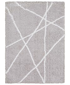 Urban Shag USG-2305 Light Gray 2' x 3' Area Rug