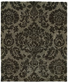 "Oriental Weavers Huntley 19108 Gray/Gray 7'6"" x 9'6"" Area Rug"