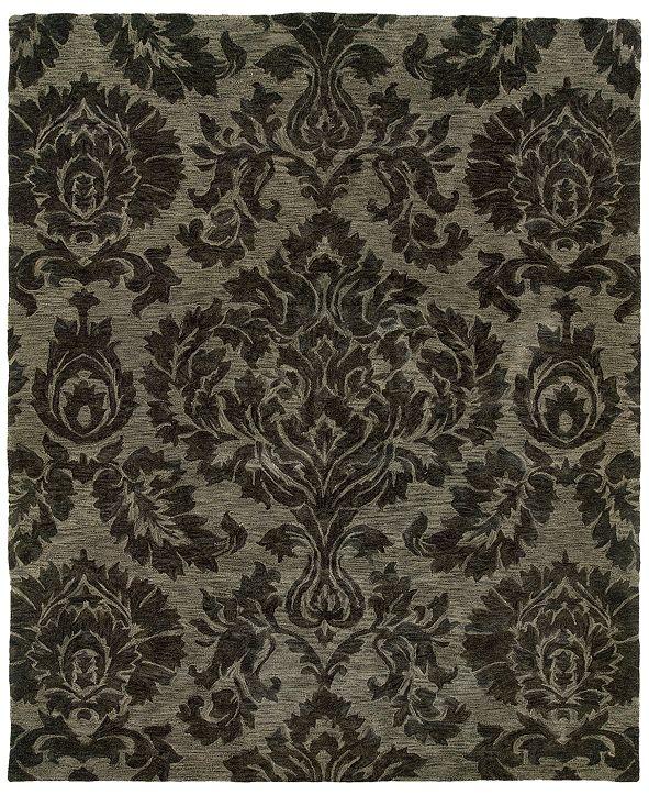 "Oriental Weavers Huntley 19108 Gray/Gray 8'3"" x 11'3"" Area Rug"