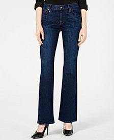 7 For All Mankind Tailorless Bootcut Jeans