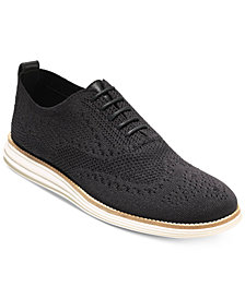 Cole Haan Men's OriginalGrand Stitchlite Wingtip Oxfords
