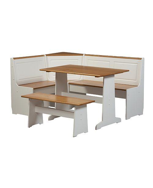 Amazing Ardmore Breakfast Dining Nook Spiritservingveterans Wood Chair Design Ideas Spiritservingveteransorg