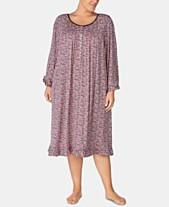 cb9e2b743b Plus Size Nightgowns  Shop Plus Size Nightgowns - Macy s