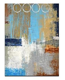 """'Niagara Falls II' Canvas Wall Art, 40x30"""""""