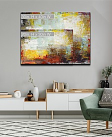 Collection 'Anticipation' Canvas Wall Art Collection