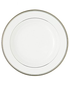 Kilbarry Platinum Rim Soup Bowl