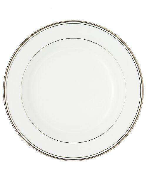 Waterford Kilbarry Platinum Rim Soup Bowl