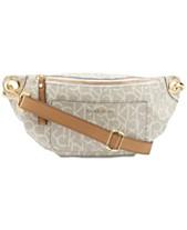 902c7c8ea6 Calvin Klein Sonoma Signature Belt Bag