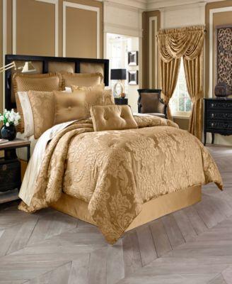 Five Queens Court Colonial California King Comforter Set