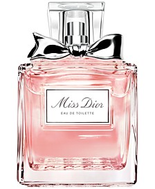Miss Dior Eau de Toilette Spray, 1.7-oz.