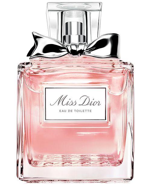 Dior Miss Dior Eau de Toilette Spray, 1.7-oz.