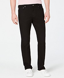 Men's Simon Twill Pants, Created for Macy's