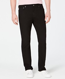 Alfani Men's Simon Twill Pants, Created for Macy's