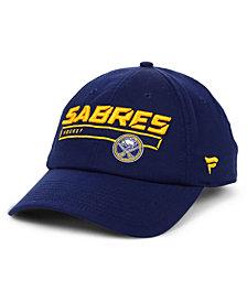 Authentic NHL Headwear Buffalo Sabres Rinkside Fundamental Adjustable Cap