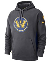 7825f11cfb5f8 Nike Men's Golden State Warriors Earned Edition Courtside Hoodie