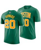 Nike Men s Gordon Hayward Boston Celtics Earned Edition Player T-Shirt d3f9074c5