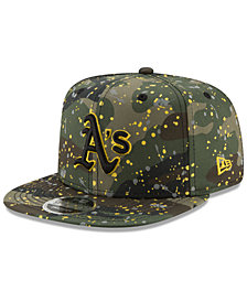 New Era Oakland Athletics Camo Spec 9FIFTY Snapback Cap