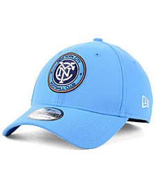 New Era New York City FC Team Classic 39THIRTY Stretch Fitted Cap