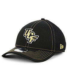 New Era University of Central Florida Knights Team Color Neo 39THIRTY Stretch Fitted Cap