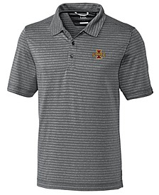 Men's Iowa State Cyclones Cascade Melange Stripe Polo