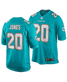 Men's Reshad Jones Miami Dolphins Game Jersey