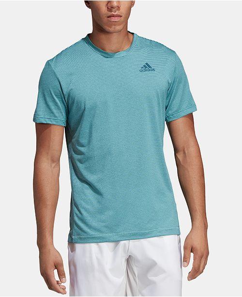2bc4bdfd849 adidas Men's Parley Tennis T-Shirt & Reviews - T-Shirts - Men - Macy's