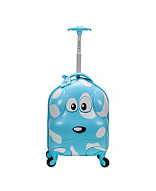 Rockland My First Luggage Hardside Carry On