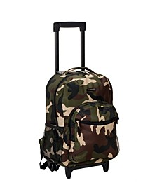 """17"""" Rolling Backpack"""
