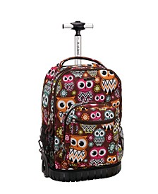 """19"""" Rolling Backpack"""