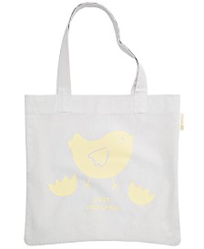 First Impressions Baby Boys & Girls Just Hatched Cotton Tote, Created for Macy's