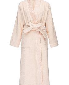 Pleated Turkish Cotton Robe