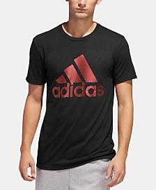 adidas Men's ClimaLite® Logo T-Shirt