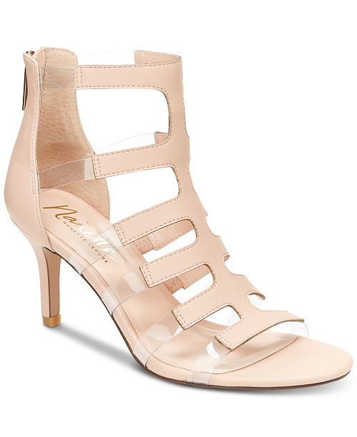Nanette Lepore Nanette by Bethany Dress Sandals, Created for Macy's