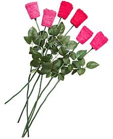 Hanky Panky 6-Pk. Women's Rosebud Low-Rise Thongs 491133