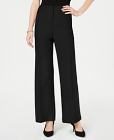 Style & Co Petite Wide-Leg Pants, Created for Macy's