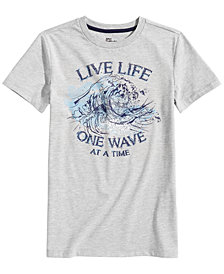 Epic Threads Big Boys Live Life Graphic T-Shirt