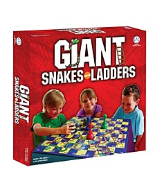 - Giant Snakes And Ladders Game