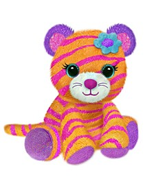 First and Main - FantaZOO 10 Inch Plush, Tatiana Tiger