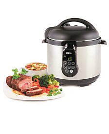 Salton 5 Liter 5-in-1 Electronic Pressure Cooker