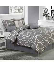 Dacian 7-Piece Comforter Sets